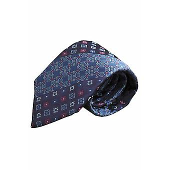Blue tie V45