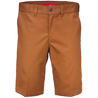 Dickies Brown Duck Industrial - 11 Inch Workshorts