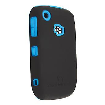 Technocel Exo Shields Case Cover for BlackBerry 9330 Curve 3G/Curve 2 (Blue) - B