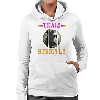 Team Strictly Women's Hooded Sweatshirt