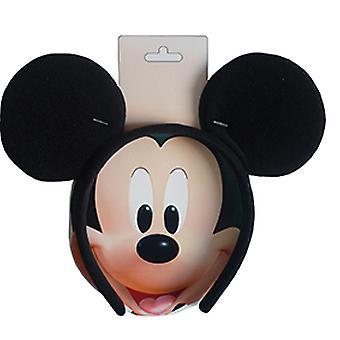 Mickey Mouse haar volwassen muis oren voor kinderen zwart