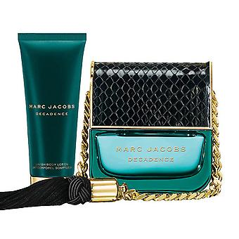 Marc Jacobs Edp gift set 50 ml + Decadence Body Lotion 75 ml