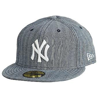New Era New York Yankees Fitted Hat Mens Style : Nyyankee02