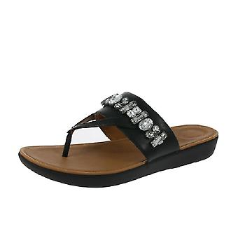 FitFlop Delta Bejewelled Sandals