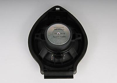 ACDelco 25943916 GM Original Equipment Front Door Radio Speaker