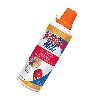 Kong pasta de fácil tratamiento para perro Kong Dog Toy - queso Cheddar