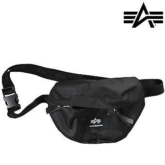 Alpha industries belly bag of big A Oxford waist bag