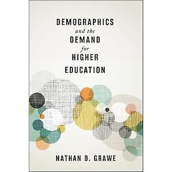 Datos demográficos y la demanda de educación superior Nathan D. Grawe-