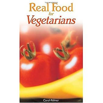 Real Food for Vegetarians
