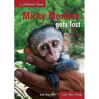 Micky Monkey Gets Lost