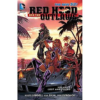 Red Hood and the Outlaws Volume 6 TP (The New 52)