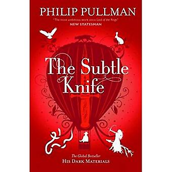 Subtle Knife Adult Edition Wbn Cover