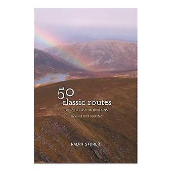 50 itinéraires classiques sur les montagnes de l'Ecosse