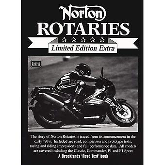 Norton verkeerspleinen (Brooklands Road Test Limited Edition Extra)