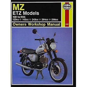 MZ ETZ Models Owners Workshop Manual (Haynes Owners Workshop Manuals)