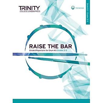 Raise the Bar Drum Kit (Grades 3-5)