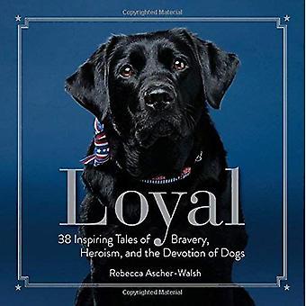 Leales: 38 historias inspiradoras de valentía, heroísmo y la dedicación de los perros