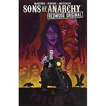 Sons of Anarchy: Redwood Original Vol. 1: Prospect Blues (Sons of Anarchy)