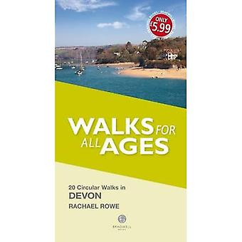 Walks for All Ages in Devon