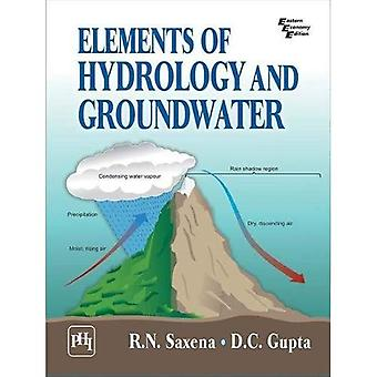 Elements of Hydrology and Groundwater