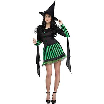 Costume adulte sorcière maléfique - 12810