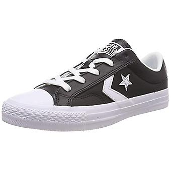 Converse Star Player Ox sneakers modern men's genuine leather black