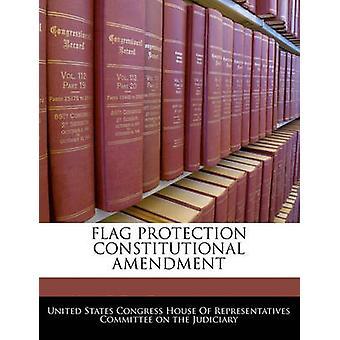 Vlag bescherming grondwetswijziging door de Verenigde Staten Congres huis van vertegenwoordi