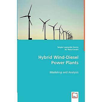 Hybrid WindDiesel kraftværker ved Garcia & Sergio Leonardo