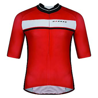 Dare 2B Mens Oscar Pereiro AEP Hammer Down Short Sleeve Cycle Jersey