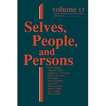 Jag, människor och personer: Vad betyder det att vara ett jag?
