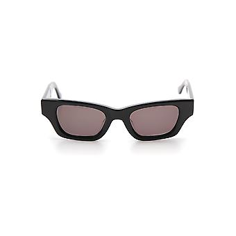 Ambush Black Steel Sunglasses