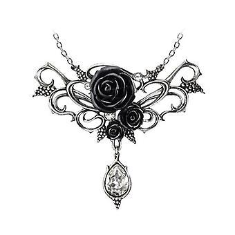 Alchemy Gothic Bacchanal Rose Pendant