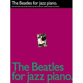 Beatles for Jazz Piano Book