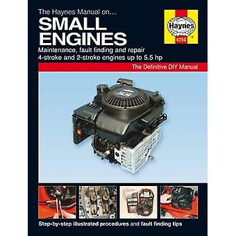 Small Engine Manual - 9780857336866 Book