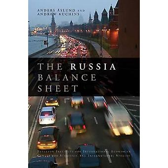 The Russia Balance Sheet by Anders Aslund - Andrew Kuchins - 97808813