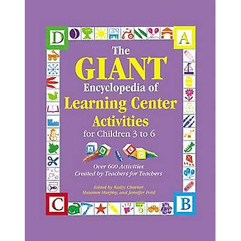 The Giant Encyclopedia of Learning Center Activities - For Children 3