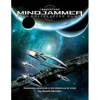 Mindjammer - The Roleplaying Game - Transhuman Adventure in the Second