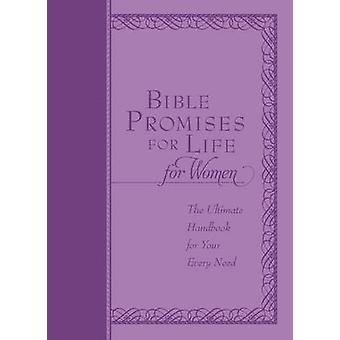 Bible Promises for Life (for Women) by Jeremy Bouma - 9781424552306 B