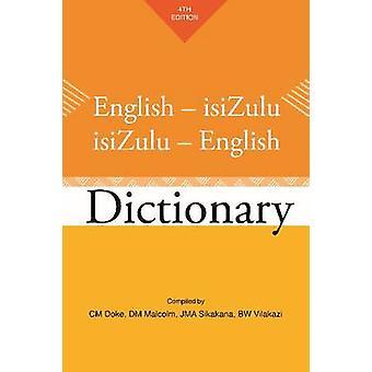 English-Zulu / Zulu-English Dictionary (4th ed) - 9781868147380 Book