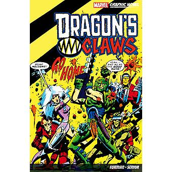 Dragon's Claws by Simon Furman - Geoff Senior - 9781905239993 Book
