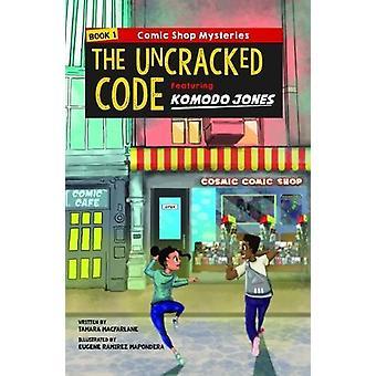 The The Uncracked Code by Tamara Macfarlane - 9781909991651 Book