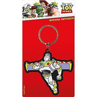 Toy Story 4 PVC Keyring Buzz