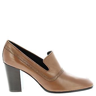 Céline Brown Leather Pumps