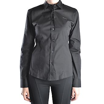 Pirelli Black Cotton Shirt