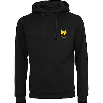 Wu-Wear Hip Hop Hoody-Big Back Logo Black