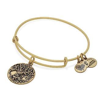 Alex et Ani arbre de vie or bracelet A16EBTOLRG
