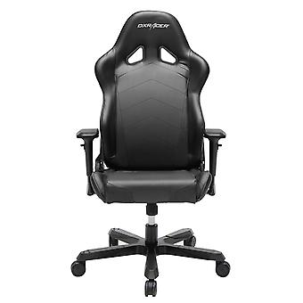 DX Racer DXRacer OH/TS29/N Big and Tall Office Chairs For Heavy People PU Computer Chair(Black)