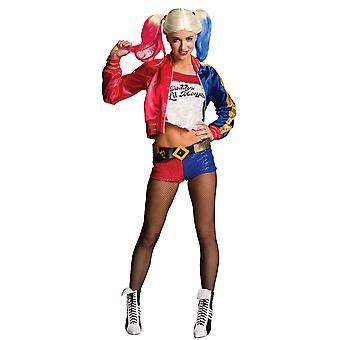 Harley Quinn Costume Adulto - Suicide Squad