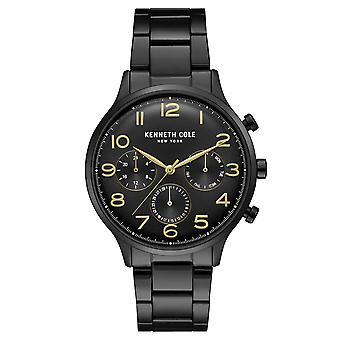 Kenneth Cole New York men's wrist watch analog quartz stainless steel KC15185001