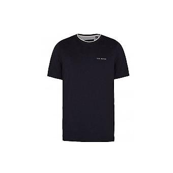 Ted Baker Mens Navy ROOMA T-Shirt